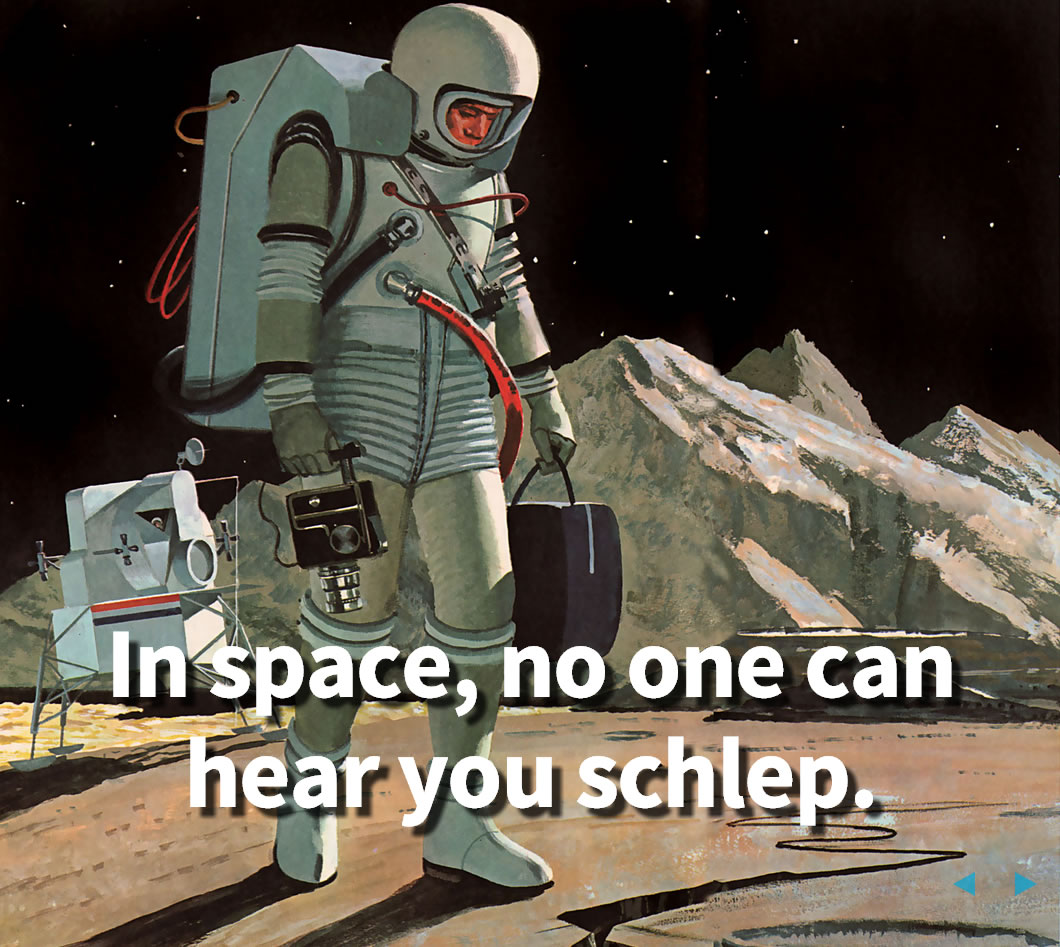 space-schlep