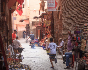 Souks of Marrakesh